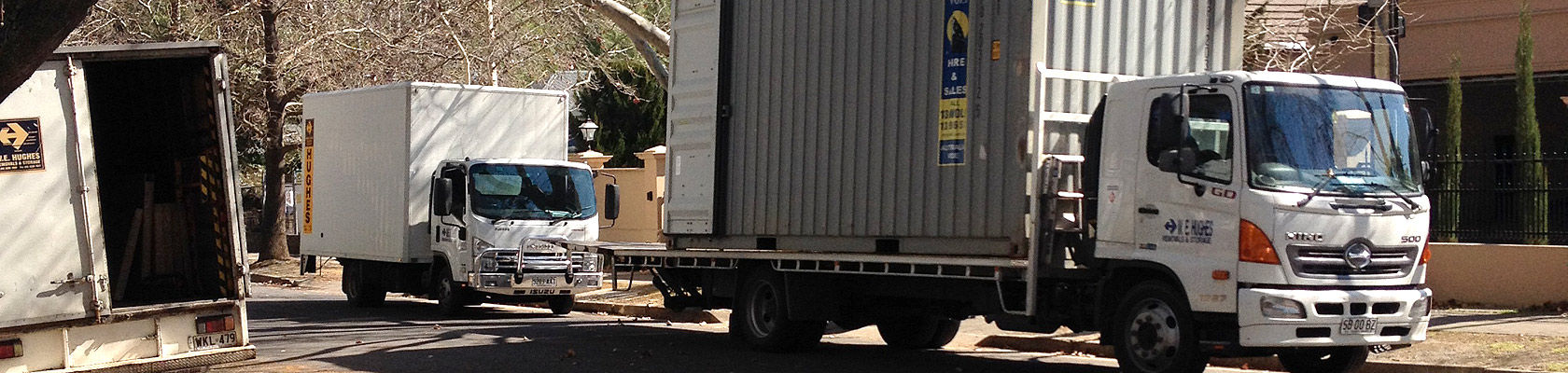 WE Hughes Adelaide Removals - WE Hughes Interstate Removals Australia